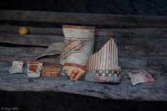 Pre-classic ceramics in Tintal